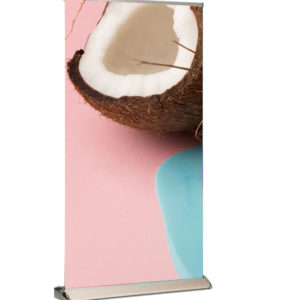 premium wide pull-up banners