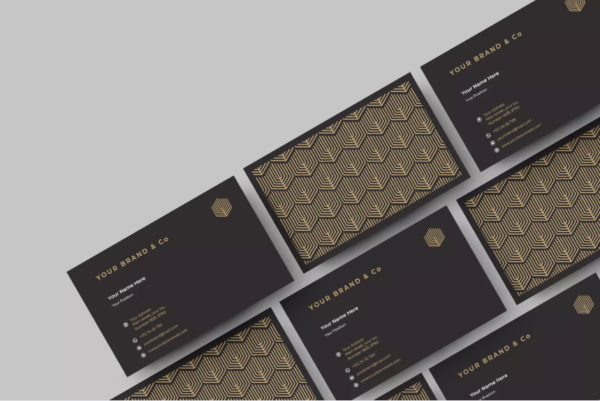 metallic foil - gold